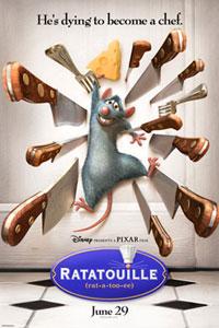Αφίσα της ταινίας Ο Ρατατούης (Ratatouille)