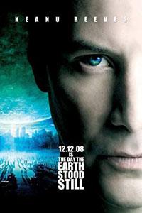 Αφίσα της ταινίας Όταν η Γη Σταματήσει (The Day the Earth Stood Still)