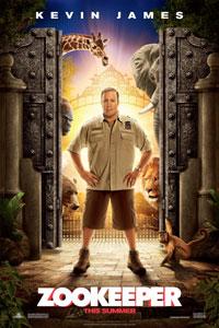 Αφίσα της ταινίας Ζωολογικός Τύπος (Zookeeper)