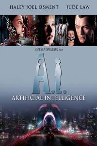 Αφίσα της ταινίας Α.Ι.: Τεχνητή Νοημοσύνη (A.I. Artificial Intelligence)