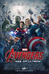 Αφίσα της ταινίας Εκδικητές: Η Εποχή του Ultron (Avengers: Age of Ultron)