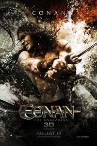 Αφίσα της ταινίας Κόναν ο Βάρβαρος (Conan the Barbarian)