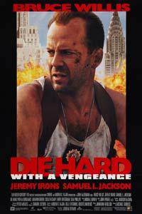 Αφίσα της ταινίας Πολύ Σκληρός για να Πεθάνει: Η Εκδίκηση (Die Hard: With a Vengeance)