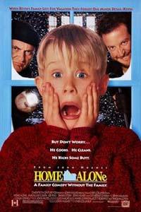 Αφίσα της ταινίας Μόνος στο Σπίτι (Home Alone)