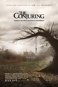 Αφίσα της ταινίας Το Κάλεσμα (The Conjuring)