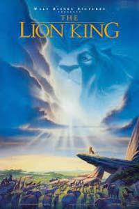 Αφίσα της ταινίας Ο Βασιλιάς των Λιονταριών (The Lion King -1994)