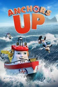 Αφίσα της ταινίας Βίρα τις Άγκυρες (Anchors Up / Elias og Storegaps Hemmelighet)