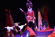 Ρούντολφ ο Τραγουδιστής της Όπερας: Μία Χριστουγεννιάτικη Παράσταση