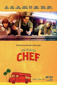 Αφίσα της ταινίας Σεφ (Chef)